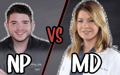 NP vs MD – Which Path to Choose?