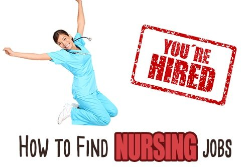 How to Find Nursing Jobs
