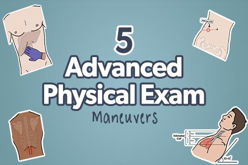 Advanced Physical Exam Maneuvers