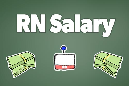 How much do nurses make | RN salary featured image