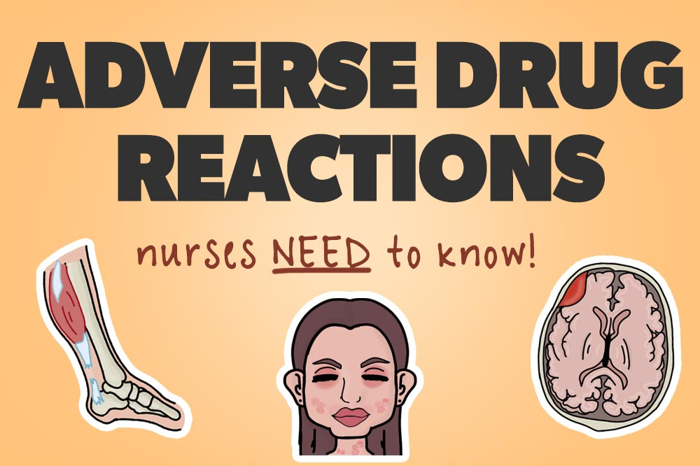 adverse drug reaction - featured image