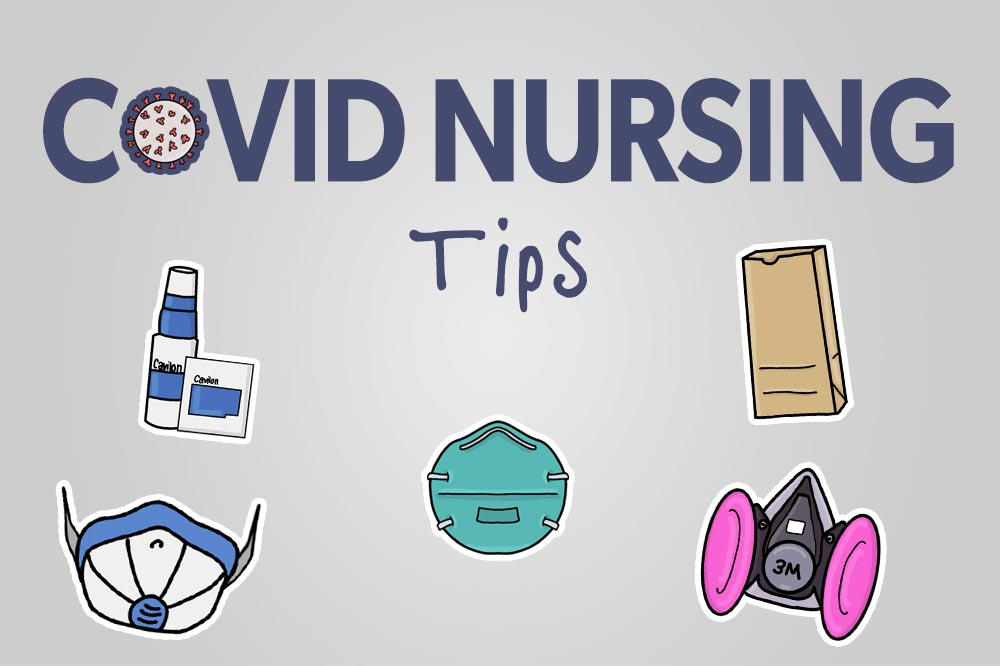Covid Nursing Tips Featured Image