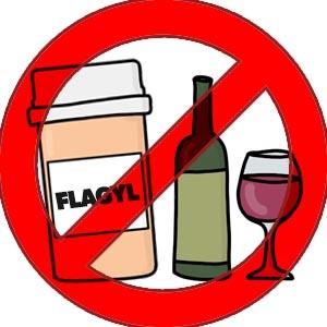 Flagyl + ETOH