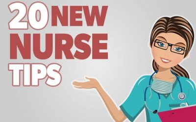 20 Tips for New Nurses In the Hospital