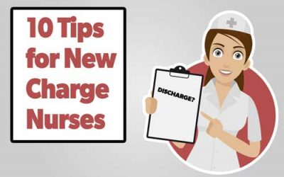 10 Tips for a New Charge Nurse
